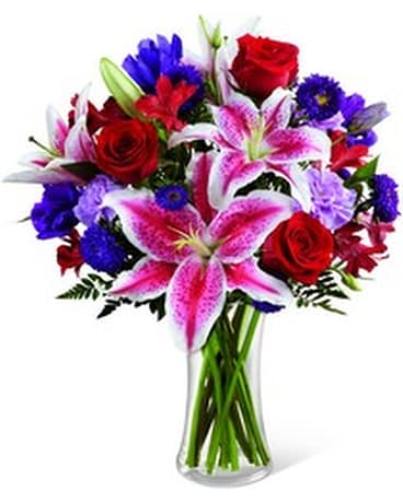 Everlasting Love Bouquet - FREE DELIVERY