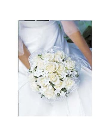Roses W/ Stephanotis