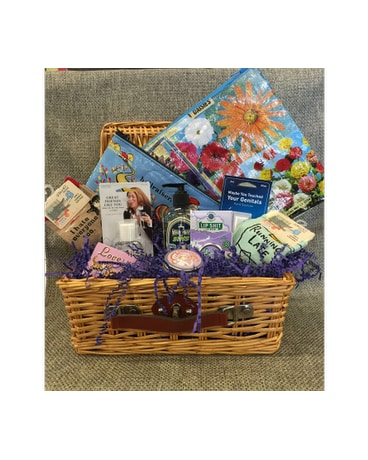Blue Q Gift Basket - Male