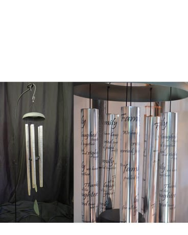 Large Windchime Family
