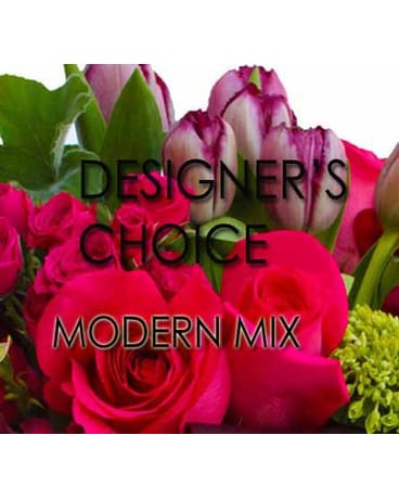 Designer's Choice Modern Cluster or Taller Mix