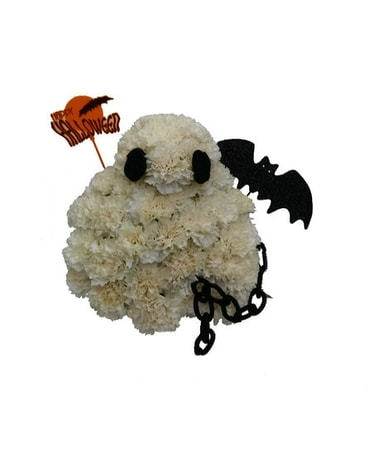 Halloween Ghost Bouquet