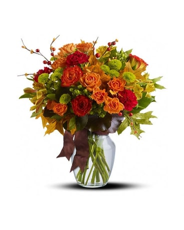 Nature's Beauty Fall Bouquet