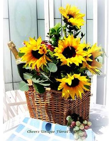 Country Picnic Bouquet # 1
