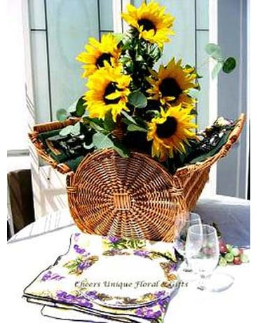 Country Picnic Bouquet #2