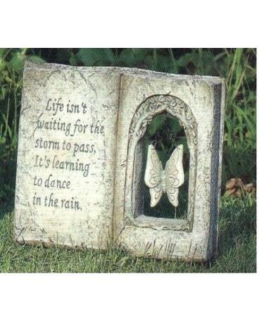 inspirational butterfly garden book 17222b - Butterfly Garden Book