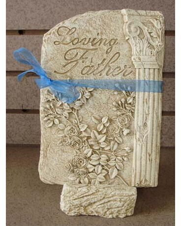 Loving Father Garden Stone