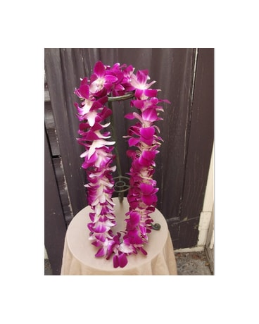 Single Bombay Lei $30
