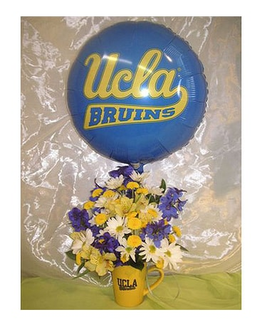 UCLA School Spirit Mug