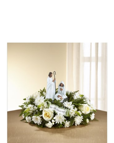 DaySpring® God's Gift of Love™ Centerpiece by FTD