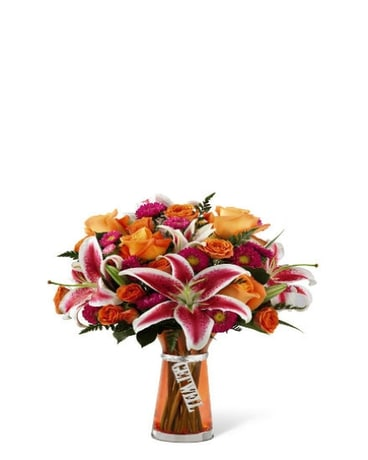 Get Well Bouquet- Expressions Collection Prem