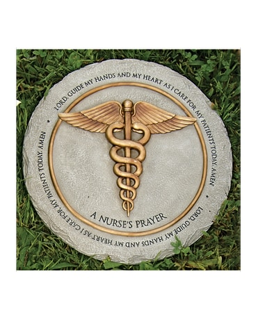 Stepping Stone - A Nurse's Prayer in East McKeesport PA - Lea's