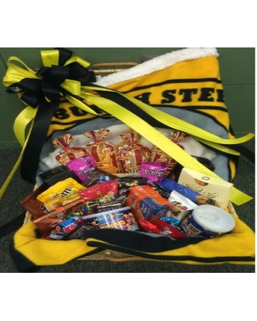 Pittsburgh Sports Team Basket