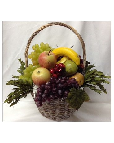Custom Fruit Basket