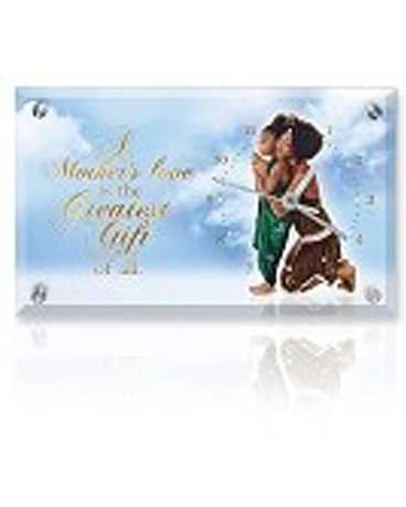 A Mother's Love... Table Clock $27.50