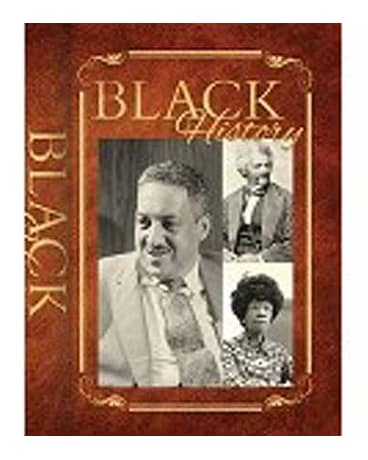 Black History Journal $11.99
