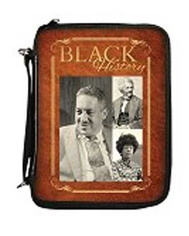 Black History Bible Organizer $26.50