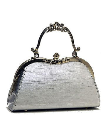 Silver or Black Evening Purse