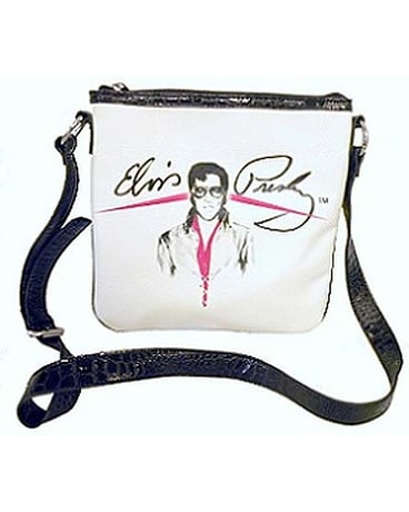 Elvis Presley Messenger Bag