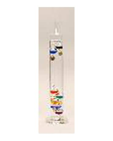15 inch Multi-color Glass Galileo $29