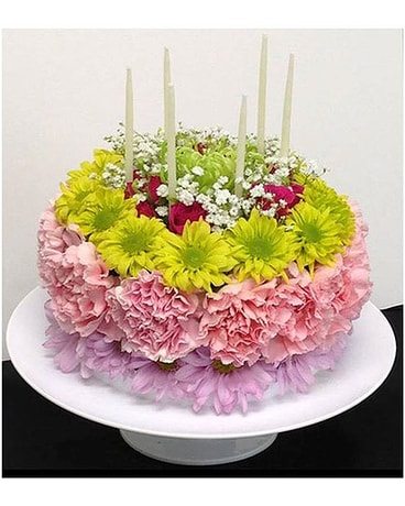 Birthday Cake Bouquet In Corunna ON