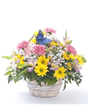 Pretty Flowers, Birthday Arrangment