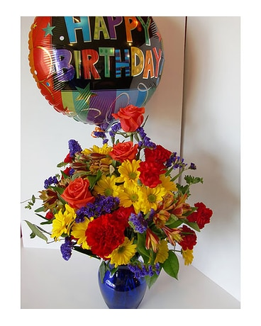 High Flying Birthday Bouquet by Hody's