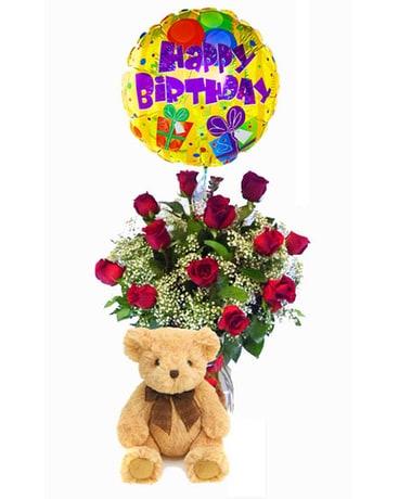 The Simple Bear Necessities Birthday