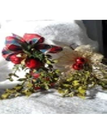 Christmas Kiss Mistletoe