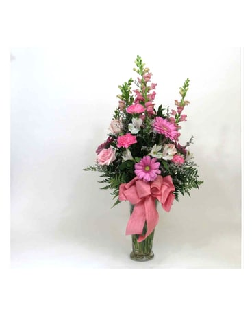 Charming Pink Bouquet