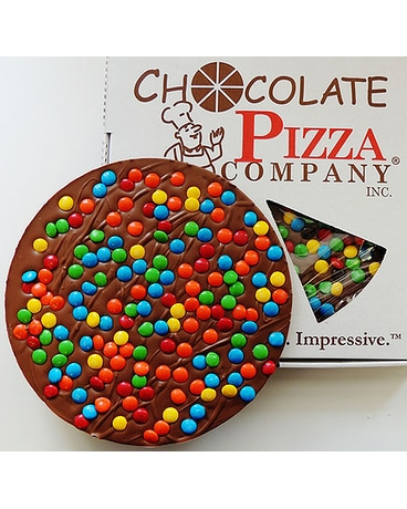 16oz Milk Choc Pizza