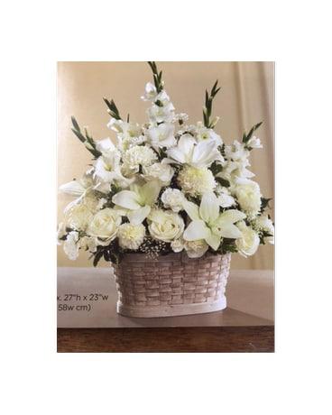 acheter en ligne b4330 2e412 Serene Basket in Fredericton NB - Trites Flower Shop