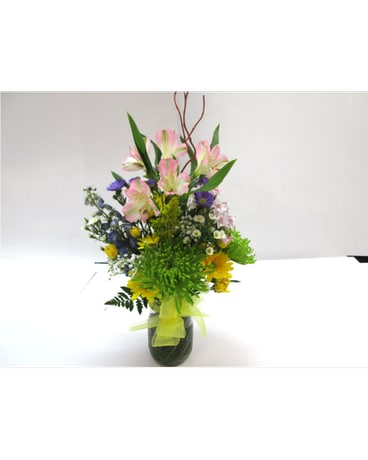 Quick View Spring Mason Jar HS 151 Local Delivery Only