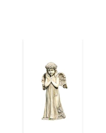 NAPCO PRAYING ANGEL WITH WINGS