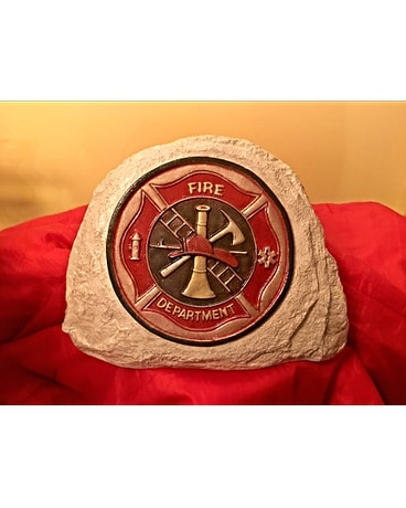 Fire Department Stone