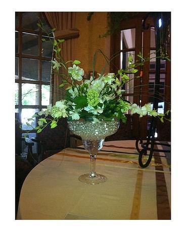 Wedding Reception In Boerne Tx An Empty Vase