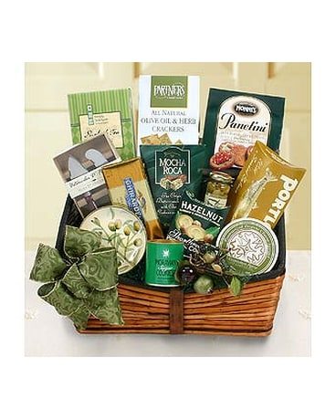 COUNTRY GOURMET BASKET