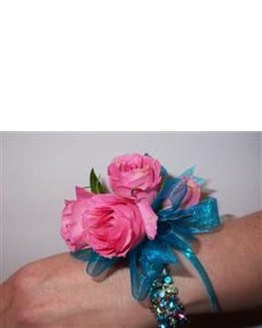 Pop Rock Rainbow Flower Bracelet
