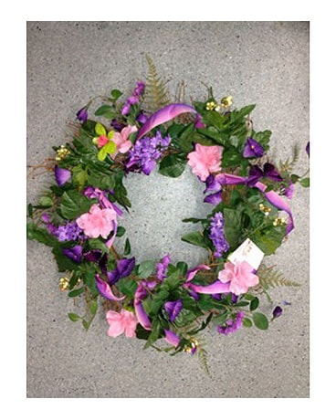 Magic Moments Wreath