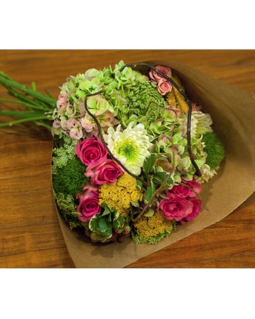 Martha's Vineyard Artisan Hand Tied Bouquet