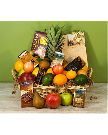 Fruit Food Baskets Delivery Merrick Ny Feldis Florists
