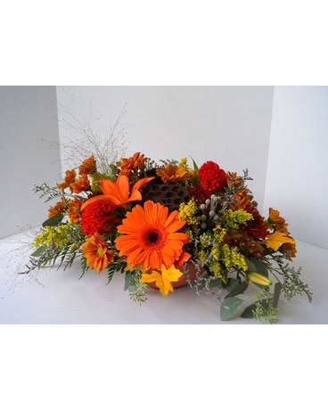Autumn Day Centerpiece