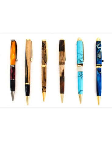 Locally Handturned Pens