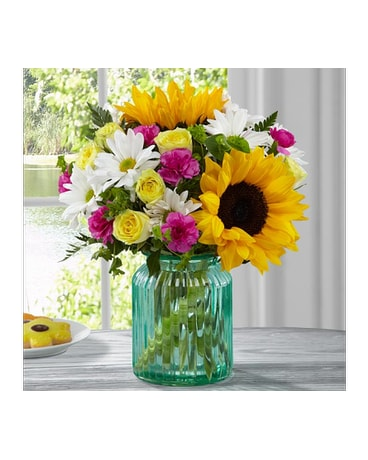 The FTD® Sunlit Meadows™ Bouquet by Better Homes a