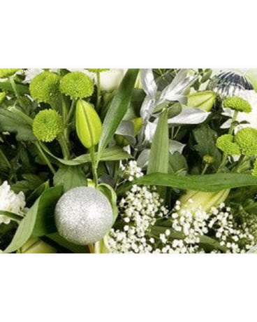 Designer's Choice Holiday Hand-tied Bouquet