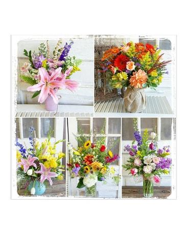 Large Vase Mix  sc 1 st  Sedgefield Florist & Large Vase Mix in Greensboro NC - Sedgefield Florist \u0026 Gifts Inc.