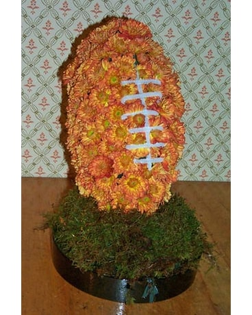 The Touchdown Bouquet