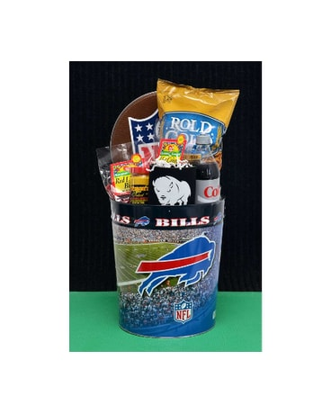 Bills or Sabres Basket (Large)