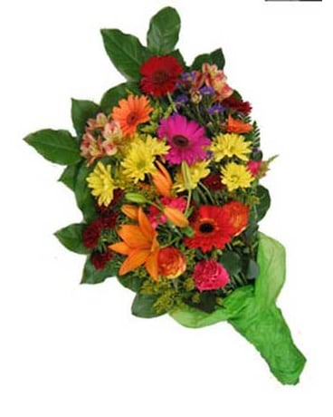 Supreme Vibrant Bouquet