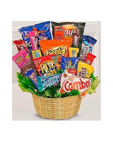 Fruit Food Baskets Delivery Laurel Md Rainbow Florist